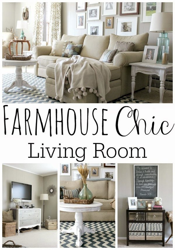 Farmhouse Living Room Decorating Ideas Update Creative