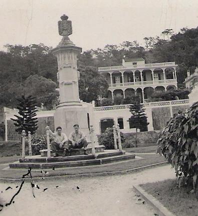 Macau Antigo  Jardins Vasco da Gama e Vitória fe8c0d5747ca2
