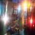 Colisão carro e moto deixa popular ferido no centro de Cajazeiras
