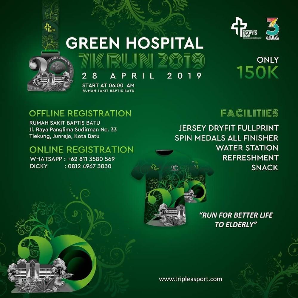 Green Hospital Run • 2019