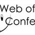 شبكة المؤتمرات Web of Conferences