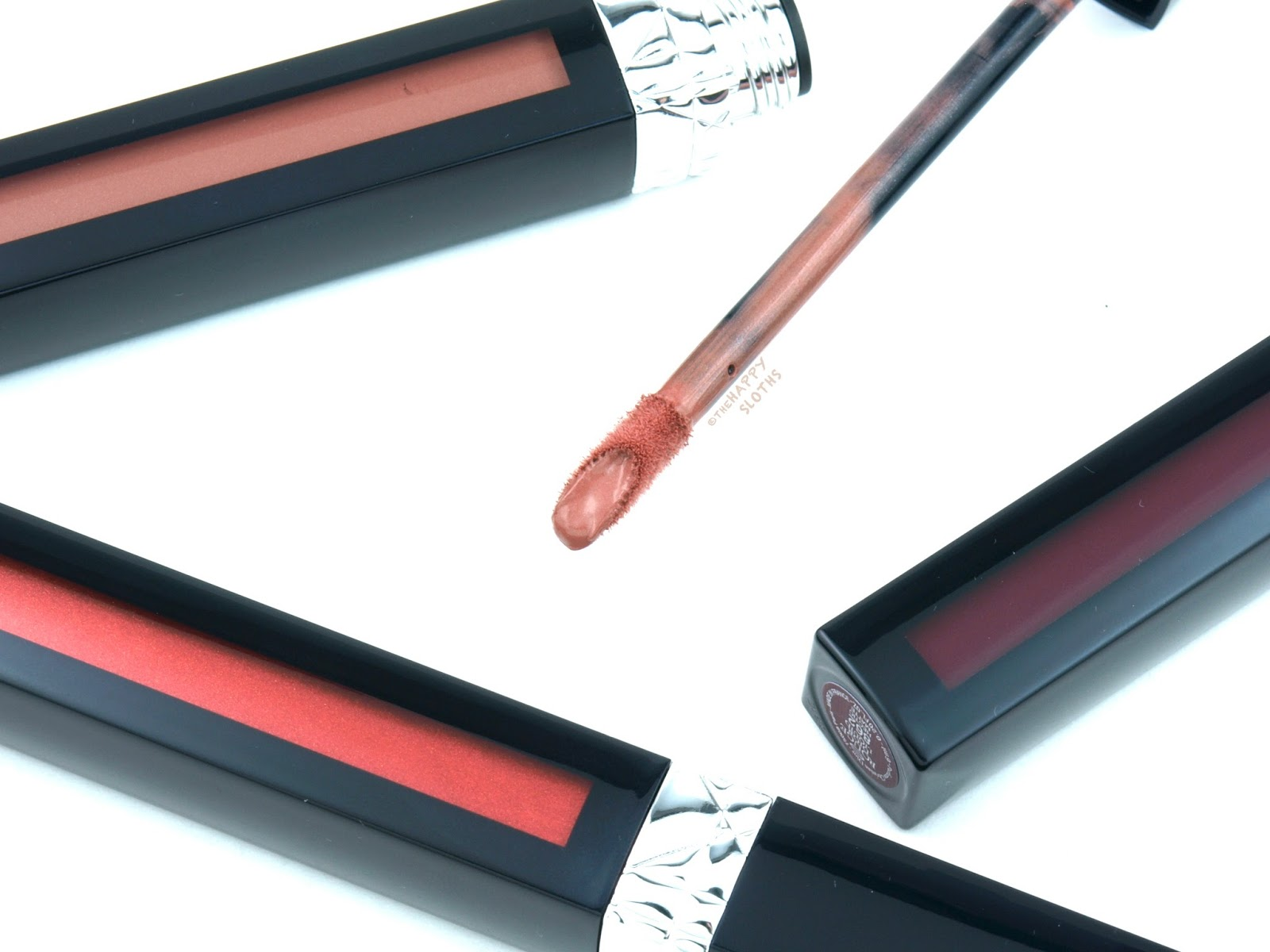 Dior Rouge Dior Liquid Lip Stain: Review and Swatches
