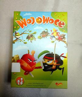 Wojowoce box