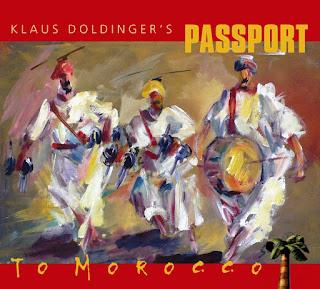 Klaus Doldinger's Passport - 2006 - Passport To Morocco
