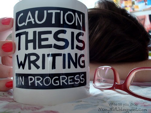 Making a thesis statment