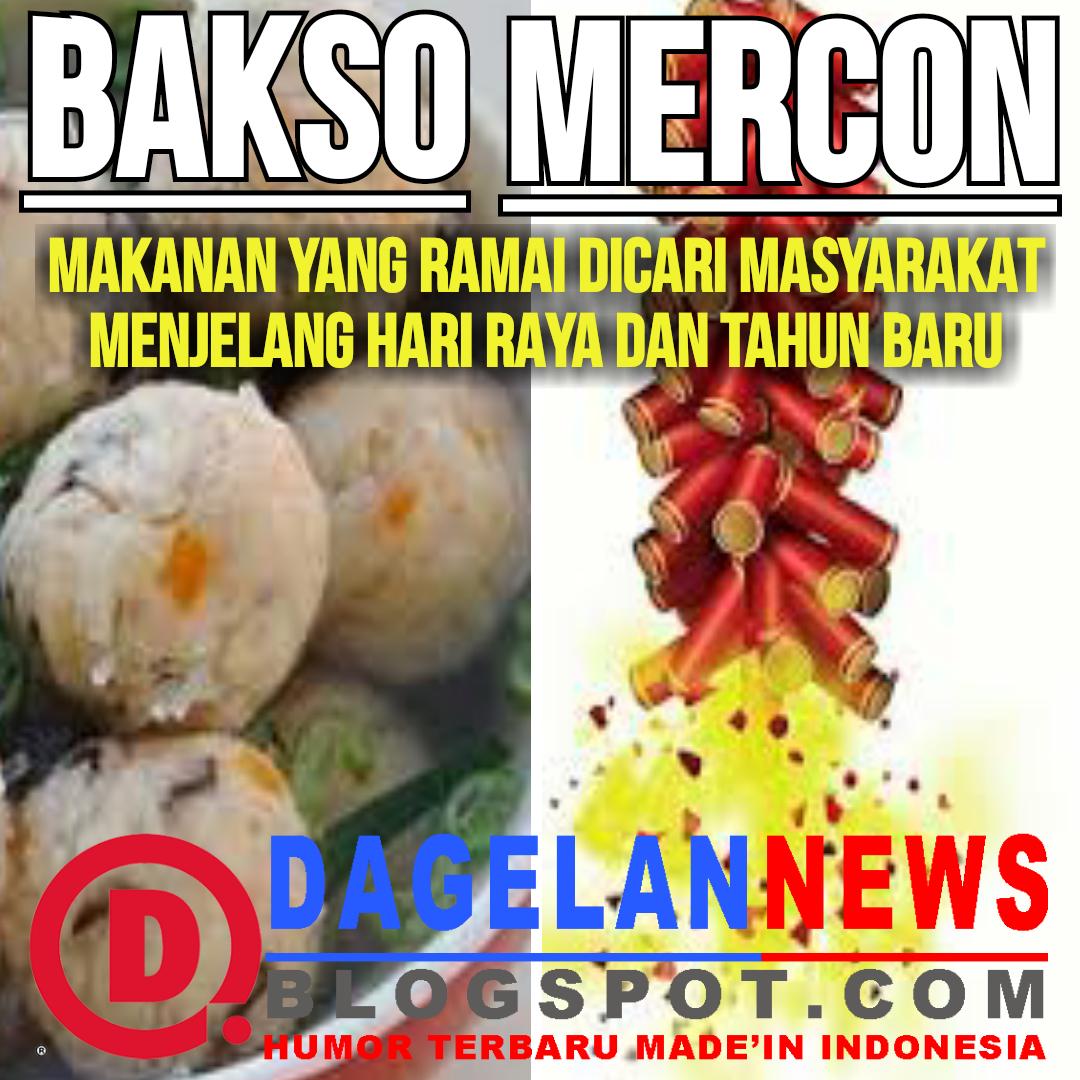 GAMBAR LUCU MACAM MACAM BAKSO DAGELAN NEWS