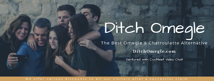 Ditch Omegle CooMeet Video Chat : best alternative of Omegle