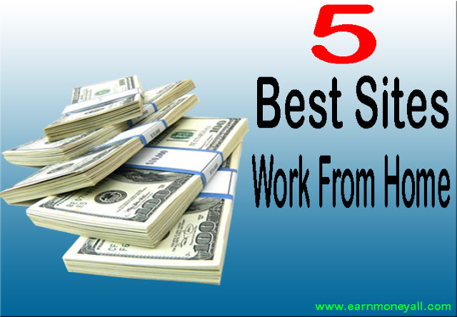5 Best Online Jobs Working From Home