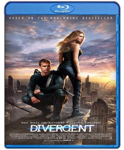 Divergente 1080p HD Latino