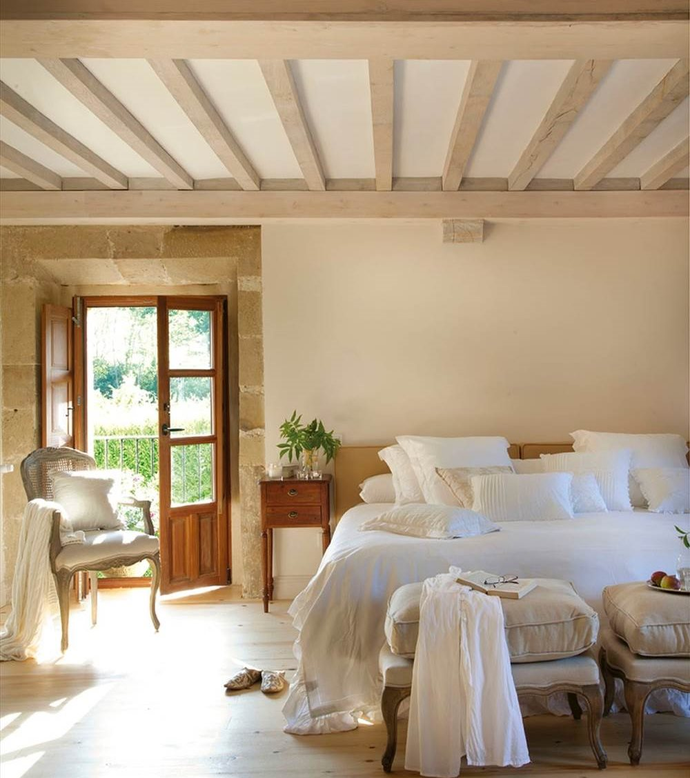 Decorar casas peque as grandes nuevas y viejas estilo - Butacas pequenas para dormitorio ...