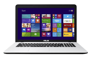 Asus X751S Drivers windows 7 64bit, windows 8.1 64bit, windows 10 64bit