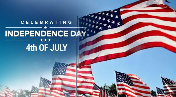 Independence Day of USA, 4 July 2020