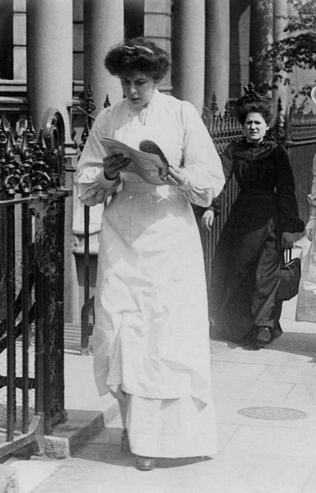 Cromwell Road, 1906.
