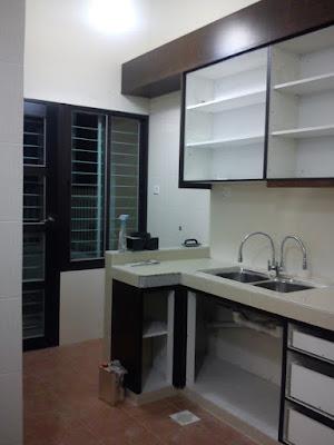 Tampilan Dapur Mewah Dengan Biaya Minimalis