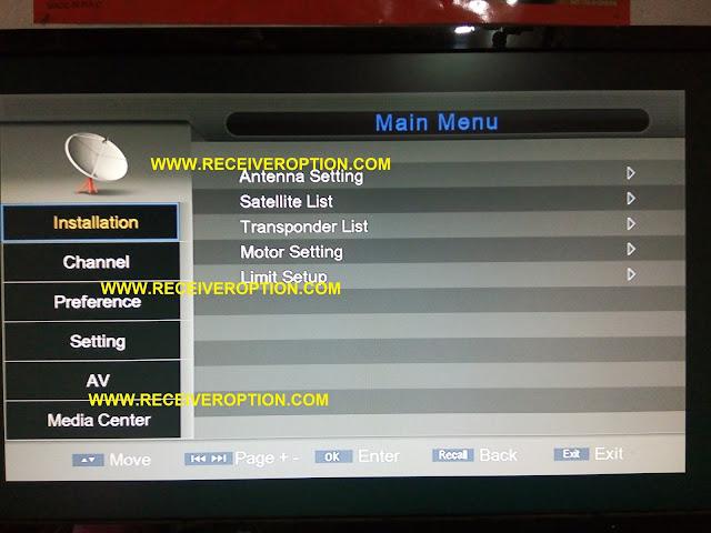 SAT TRACK XTREME PLUS HD RECEIVER POWERVU KEY SOFTWARE