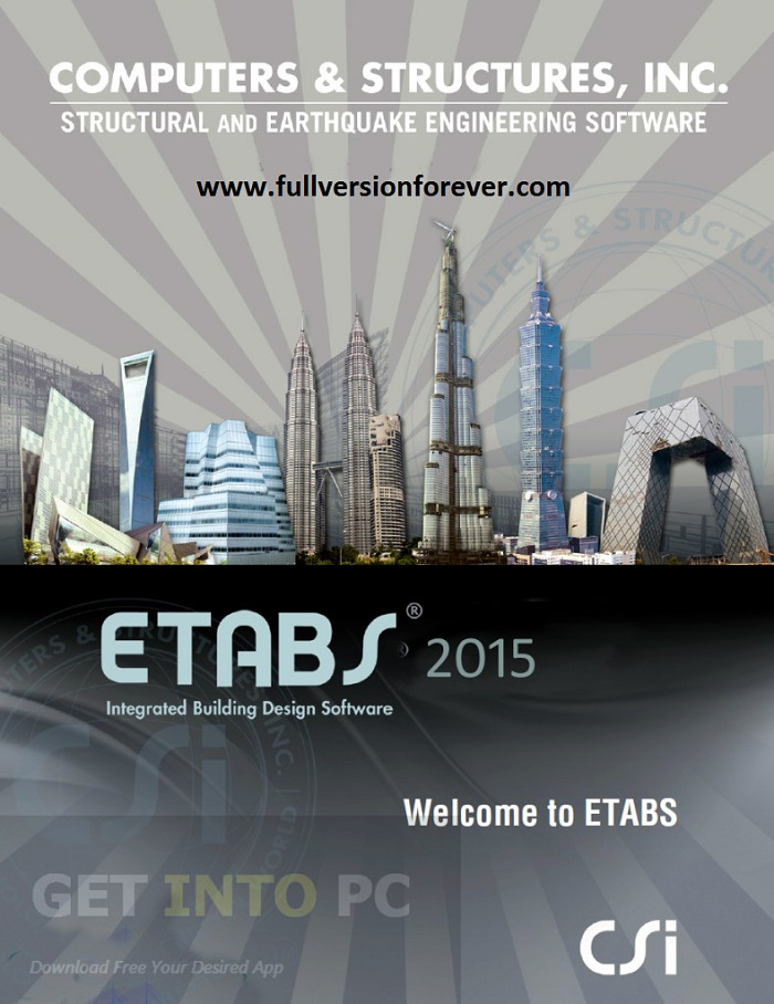 etabs free  full version 64 bit