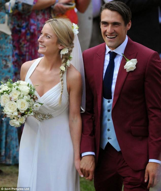 Arabella llewellyn wedding
