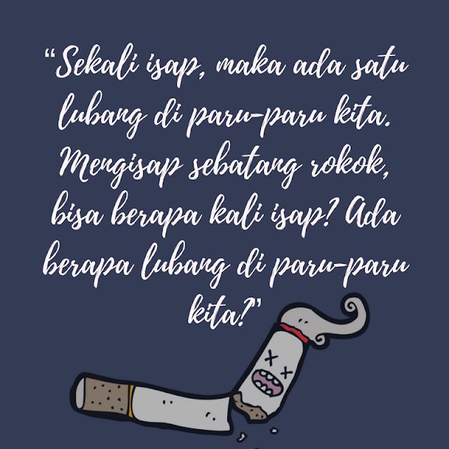 Ayo Dukung Merokok Bukan Sebagai Lifestyle dan Kelompok Rentan Lebih Sehat dengan #RokokHarusMahal