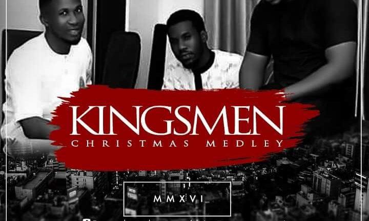 KingsMen - Christmas Medley