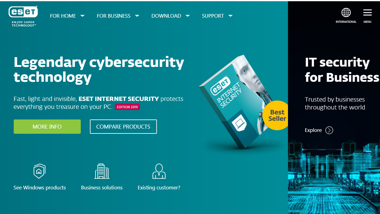 Nod32 antivirus ключи 2019