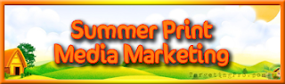 Summer Print Marketing Design Help - Targeting Pro Marketing