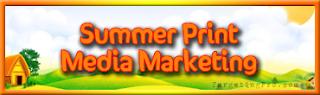 Summer Print Marketing Design Help - Targeting Pro Marketing