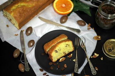 cake all'arancia