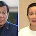 Duterte bares Grace Poe's defects: Ang lakas mong manigarilyo, ang lakas mong uminom ng brandy