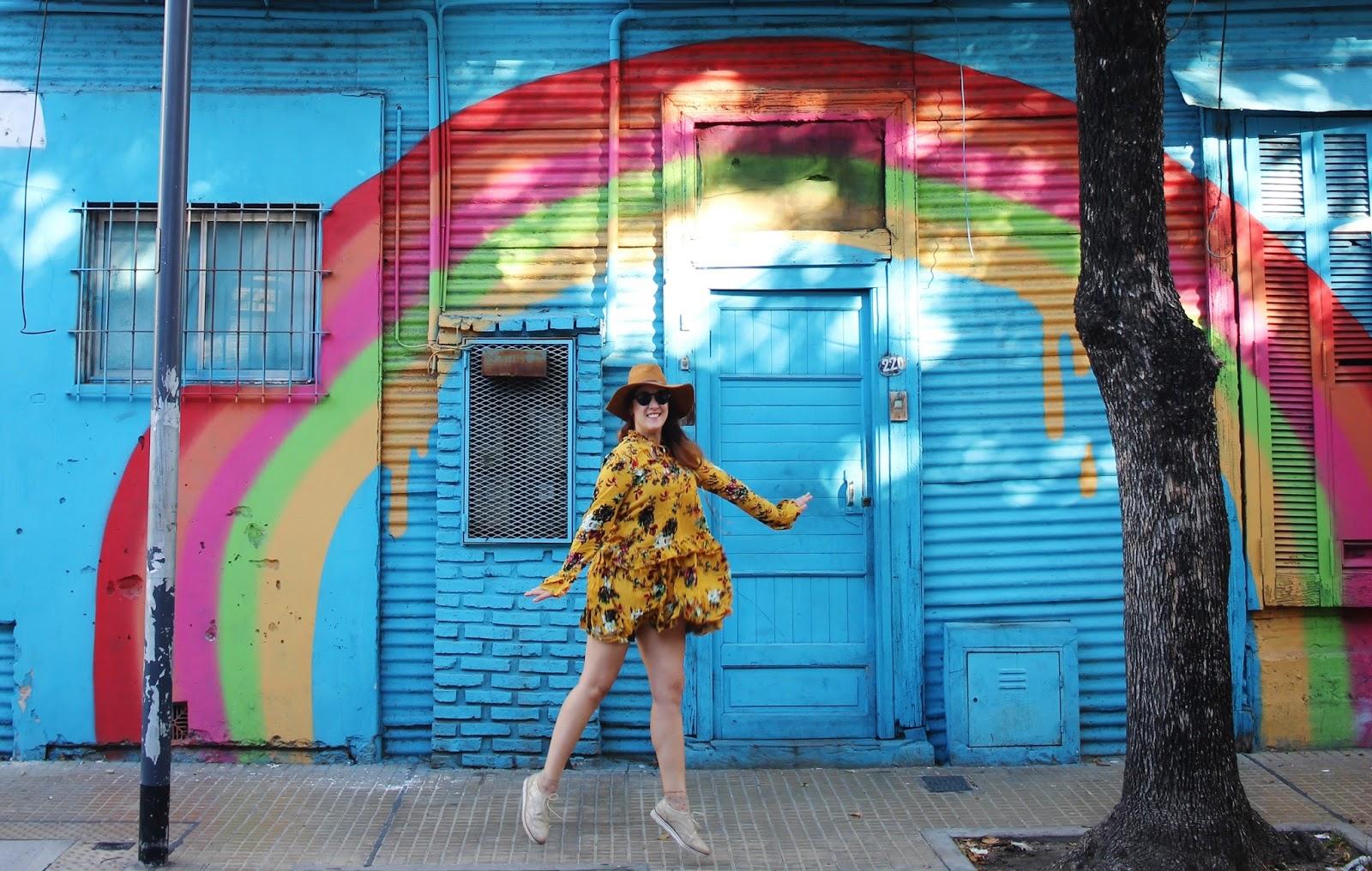 mural arcoiris