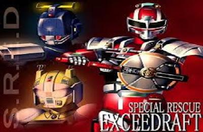 Tokusou Exceedraft (特捜エクシードラフト)