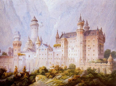 "Cristiano Jank, ""Castillo de Neuschwanstein"""