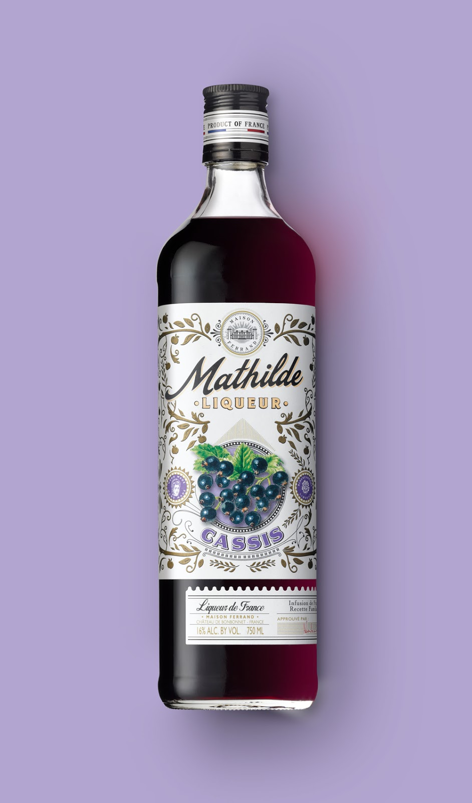 Mathilde Design Liqueurs Mathilde On Packaging Of The World Creative Package