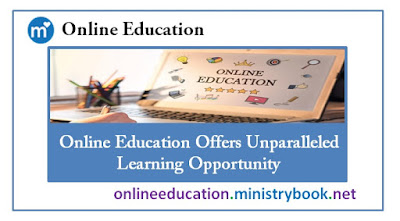 Online Education Offers Unparalleled Learning Opportunity