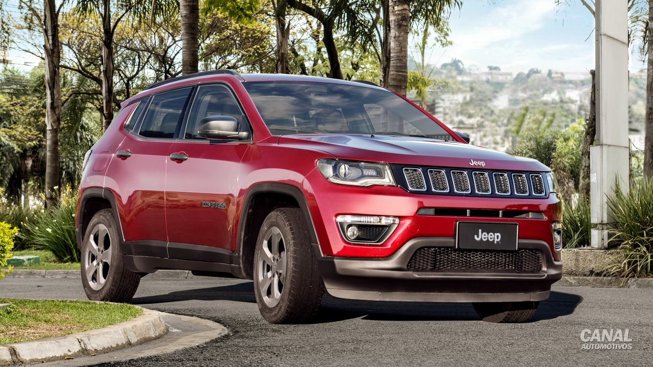 Saiba O Preco Do Ipva Jeep Compass 2017 Canal Automotivos Consumo Preco Noticias Ficha Tecnica
