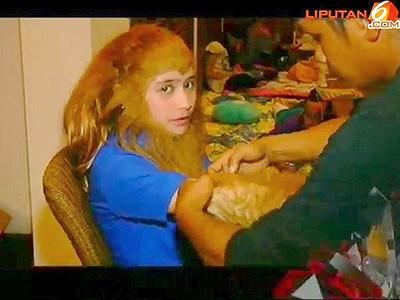 foto pemain pemeran si ron monyet cantik 2 sctv 2013