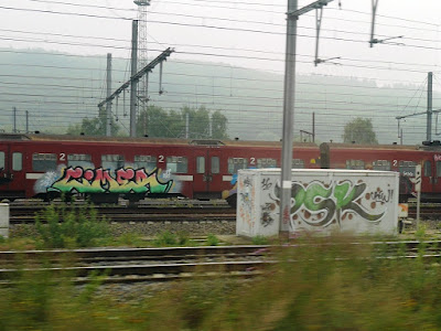 graffiti a ronet