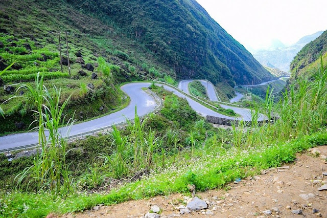 The districts of Ha Giang Province 2
