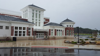 FHS in the rain which we have not had, sorely need and is not in the forecast
