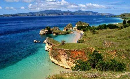 Pulau komodo : tempat wisata terfavorit di NTT