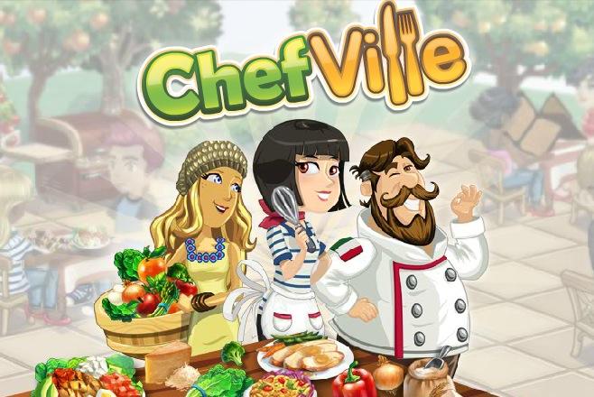 chefville Chefville Facebook Yeni Oyun Hileleri 16.01.2014