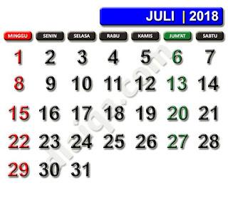 Juli 2018