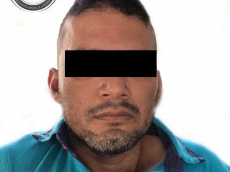 """Capturan a el hermano del líder de """"Los Tequileros"""" en San Fracisco del Rincon"""