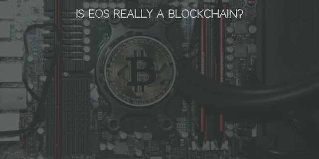 Is EOS really a Blockchain?
