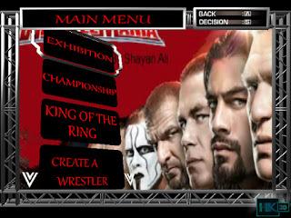 WWE 2K16 PC Game screenshot