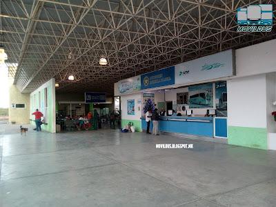 terminal de autobuses de altamar en pinotepa nacional
