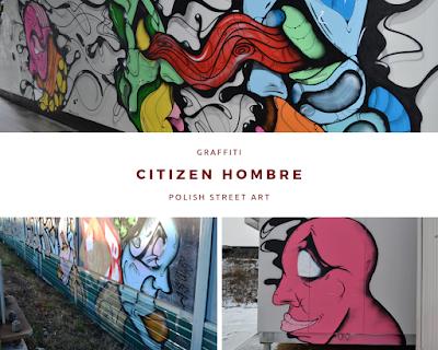 Citizen Hombre - graffiti, street art