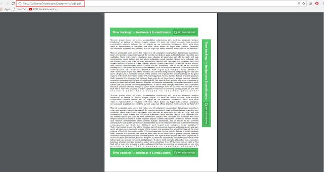 Cara Membuat File pdf Dengan Corel Draw