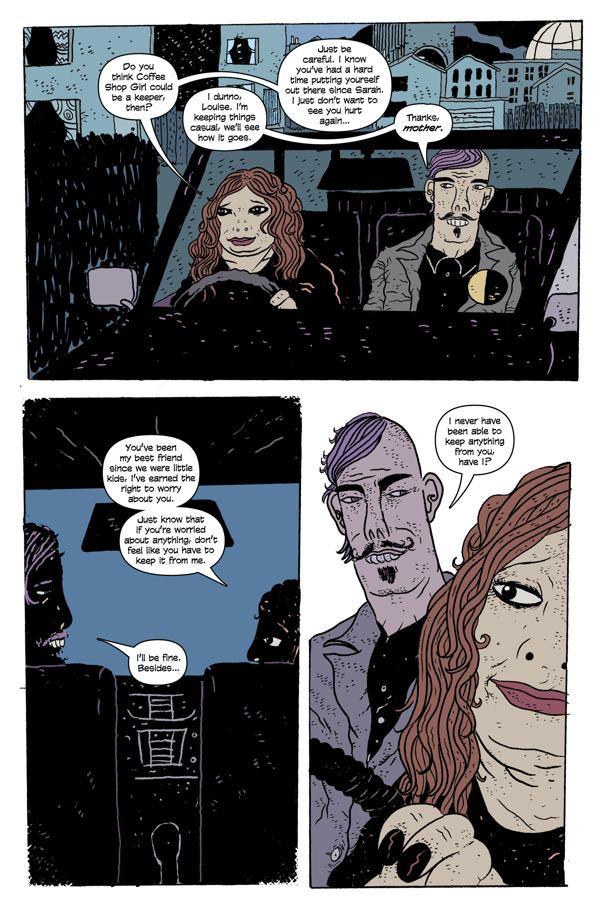 Read online And Then Emily Was Gone comic -  Issue #1 - 15