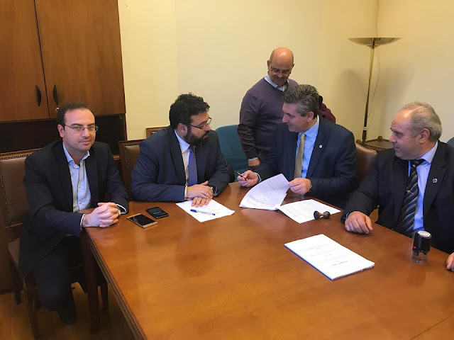 Άρτα: Υπεγράφησαν Τα Έργα Για Αθλητικό Κέντρο Και Γήπεδα Τένις Στο Δήμο Αρταίων Συνολικού Προϋπολογισμού 360.500€
