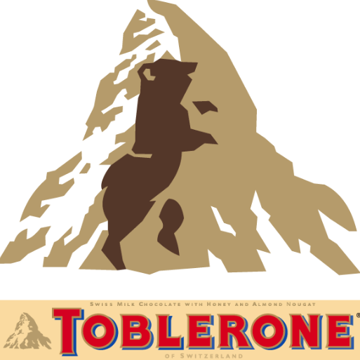 People Never Noticed This In The Logo Of Toblerone! Find Out More!